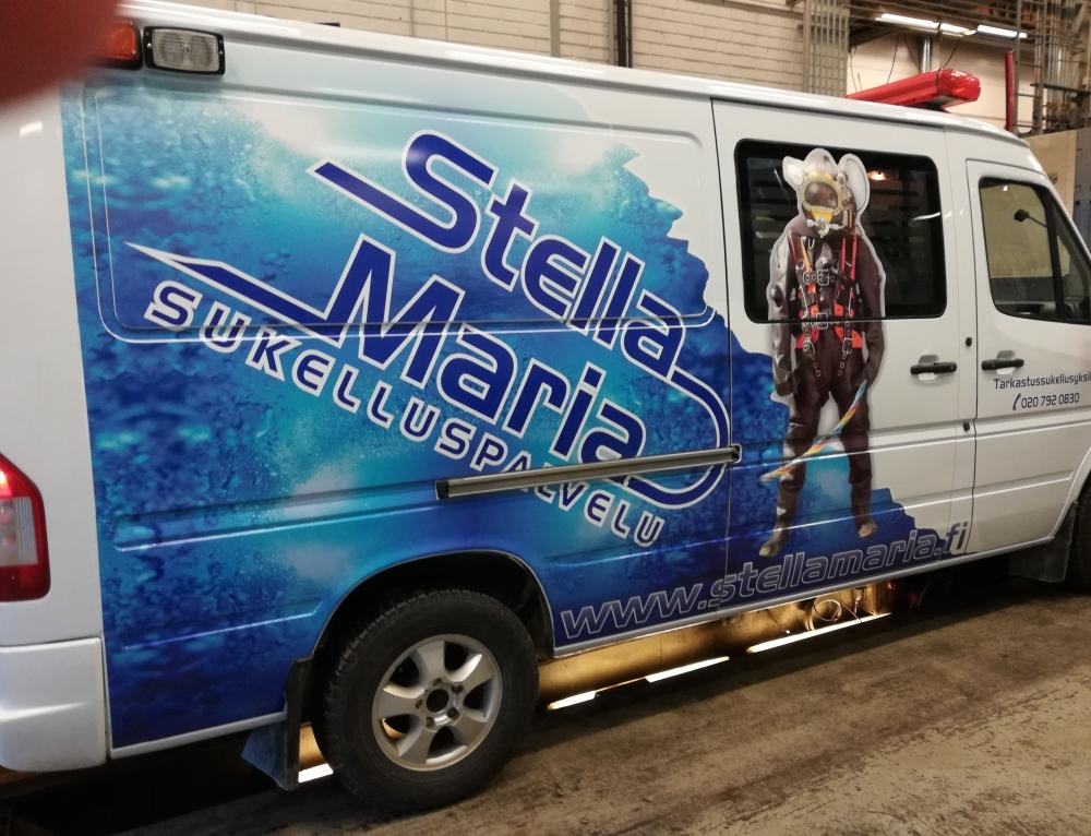 Stella Maria Sukelluspalvelu